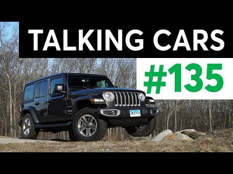 The New Jeep Wrangler & Hyundai Elantra GT | Talking Cars with Consumer Reports #135