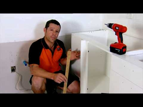 How to Install a Flat Pack Kitchen - Part 2 | Mitre 10 Easy As