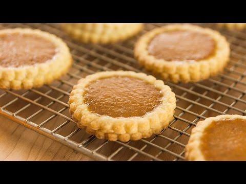 Pumpkin Pie Cookies | November Cookie of the Month