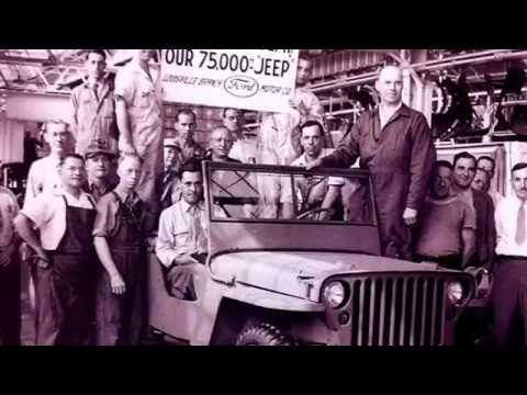 Haines Garage Tribute To The WW2 Jeep