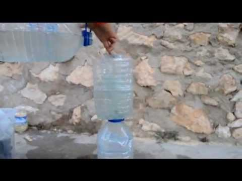 DIY Bell Siphon - Aquaponics