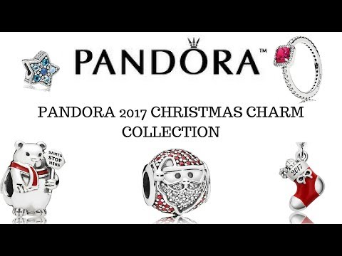 2017 pandora christmas collection look and review