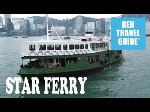 Star Ferry, Hong Kong - Ren Travel Guide Travel Video