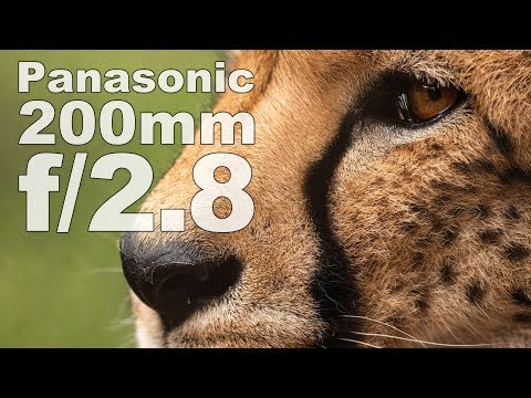 Panasonic Leica 200mm f/2.8 Lens ► In-Depth Review and Tutorial