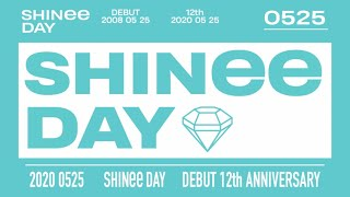 Dozen of Years with SHINee - SHINee 12th Anniversary