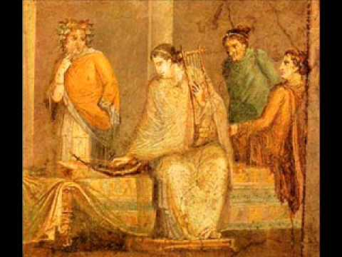 Music from Ancient Rome part I