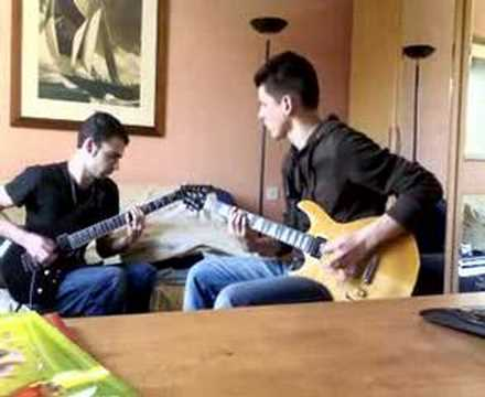 Sum 41 - The Hell Song Cover With Guitar Solo