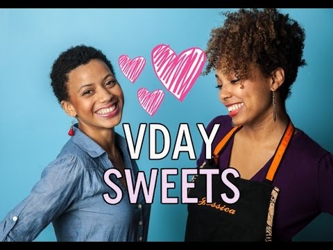 How to make Healthy Valentines Day Sweets