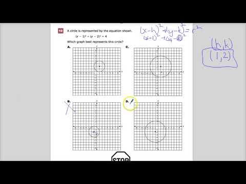 Question 10  - Geometry -  TNReady Practice Test