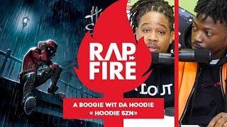 A Boogie Wit Da Hoodie et son album «Hoodie SZN»