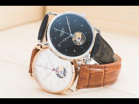 Valachio Avantiam A Unique Modernistic Automatic Watch
