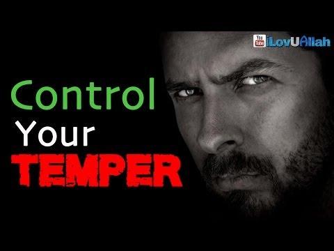 Control Your Temper In Ramadan ᴴᴰ | Mufti Menk