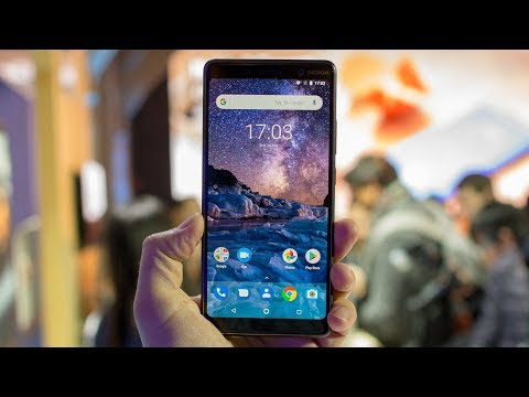 Nokia 7 Plus hands-on: a phone to rely on