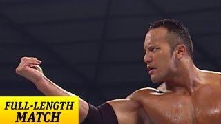 FULL-LENGTH MATCH - SmackDown - The Rock vs. Edge and Christian