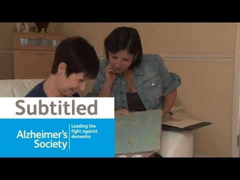 Five ways you can help a family with dementia (subtitled)