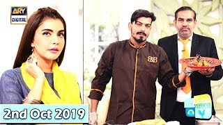 Good Morning Pakistan - Cooking Special - 2nd October 2019 - ARY Digital Show