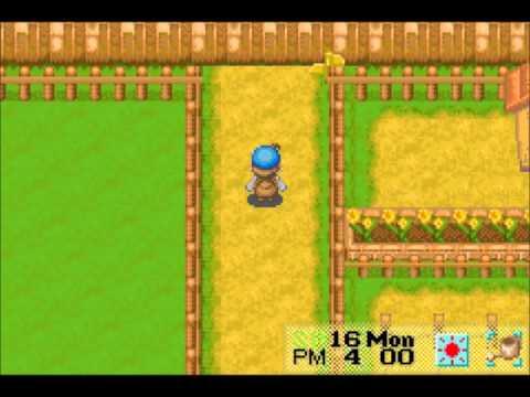 Let's Play Harvest Moon: Friends of Mineral Town 10: Lumberjack
