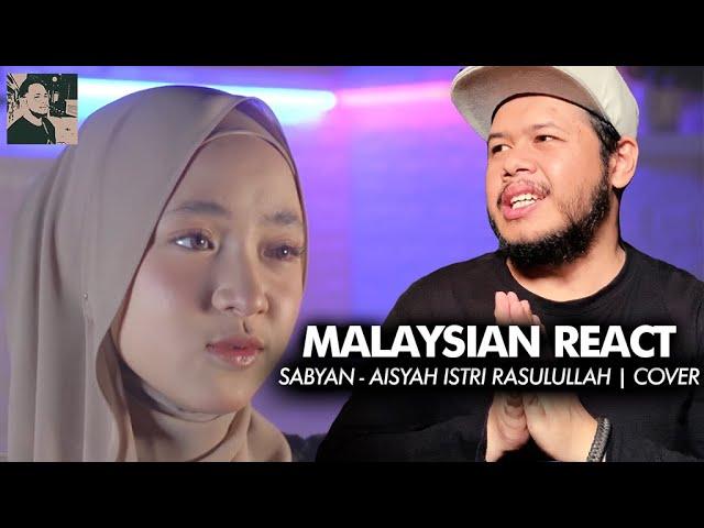 Download SABYAN - AISYAH ISTRI RASULULLAH   COVER - Malaysian React MP3 Gratis