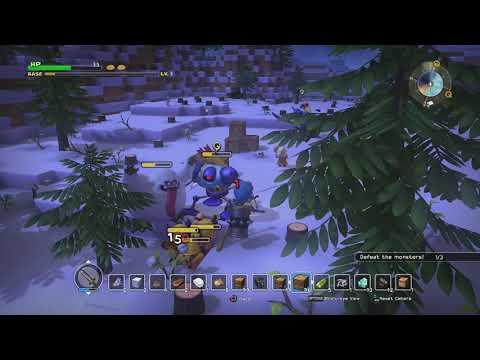 Let's Play Dragon Quest Builders 32: Galenholm
