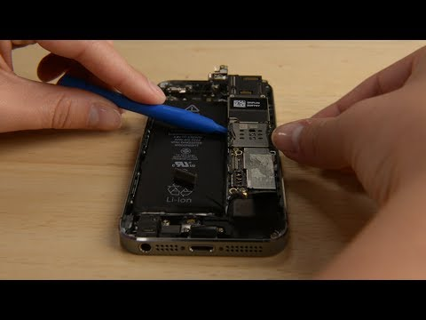 How To: Replace the Logic Board in your iPhone 5s