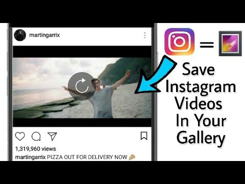 Save Instagram Videos/Photos In your GALLERY -2017 (HINDI)