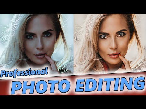 New Professional photo editing App make dashing look in android tutorial