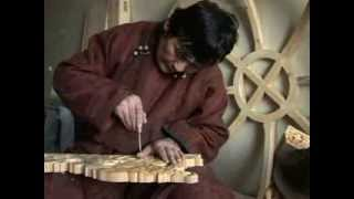 Traditional craftsmanship of the Mongol Ger and its associated customs
