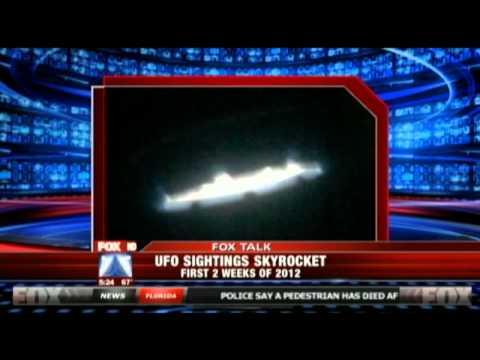 FOX NEWS: UFO ALERT