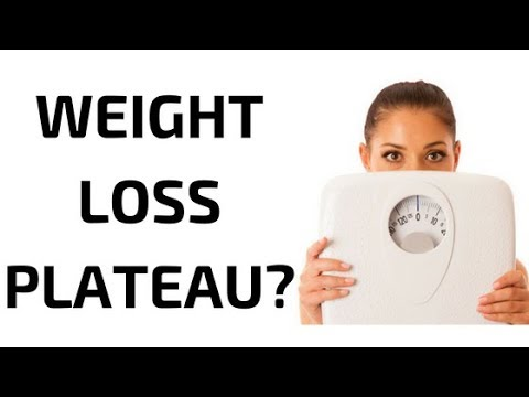 Weight Loss Plateau - Why You're Not Losing Weight.