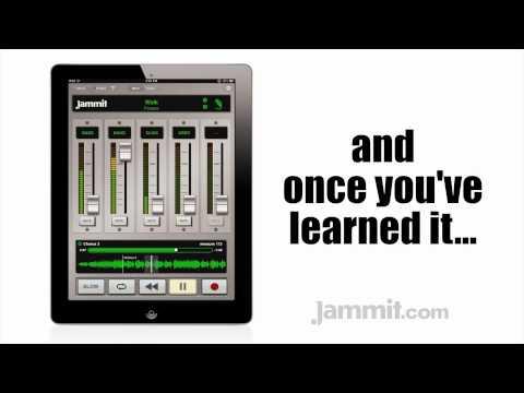 Jammit ipad iphone app Pantera Video Walk