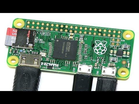 Raspberry Pi Zero: Review & Setup
