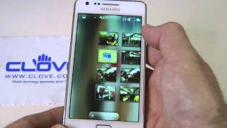 Samsung Galaxy S2 II White Unboxing & Product Tour