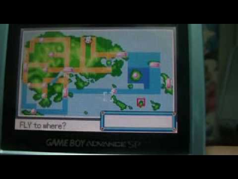 How to find Kyogre on Pokémon Emerald Version