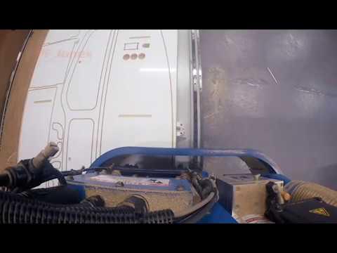 Making Campervan Interior Cabinets - CNC Machine Anderson Spectra 510