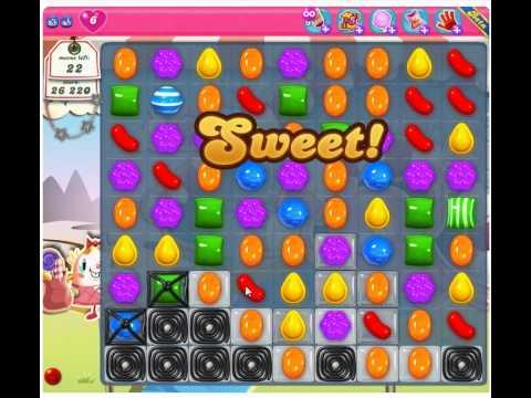 Candy Crush Saga Level - 86