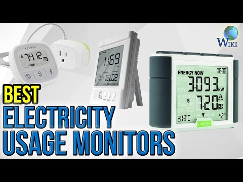 10 Best Electricity Usage Monitors 2017