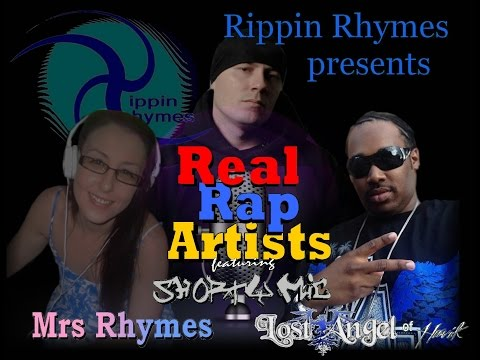 Real Rap Artists ft. Mrs Rhymes, Lost Angel & Shorty Mic.