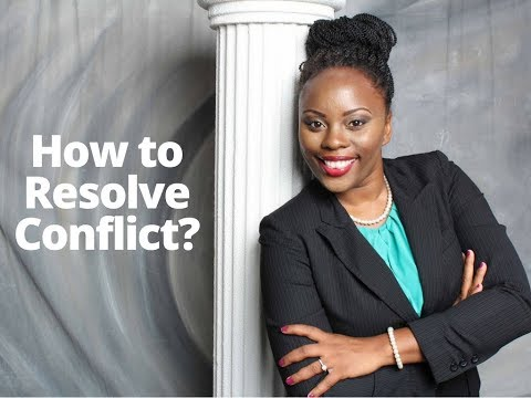 How to resolve conflict?