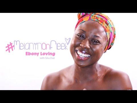 Melanin on Fleek: How I Care for My Dark Skin #MelaninOnFleek