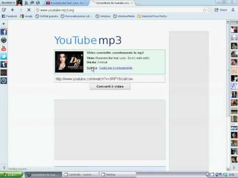 How to download mp3s from YouTube (online & for free)