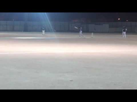 Arif six Doha cricket