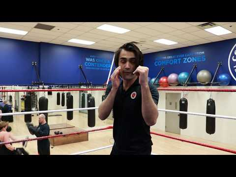 Contenders Training Studio - Throwing A Jab
