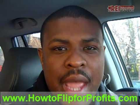How to Wholesale REO Properties with Jamel Gibbs