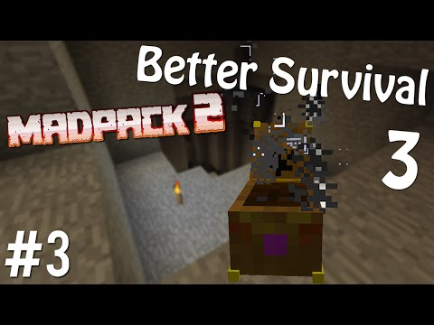 Minecraft: Better Survival Season 3 Episode 3 - Pandora's Boxes