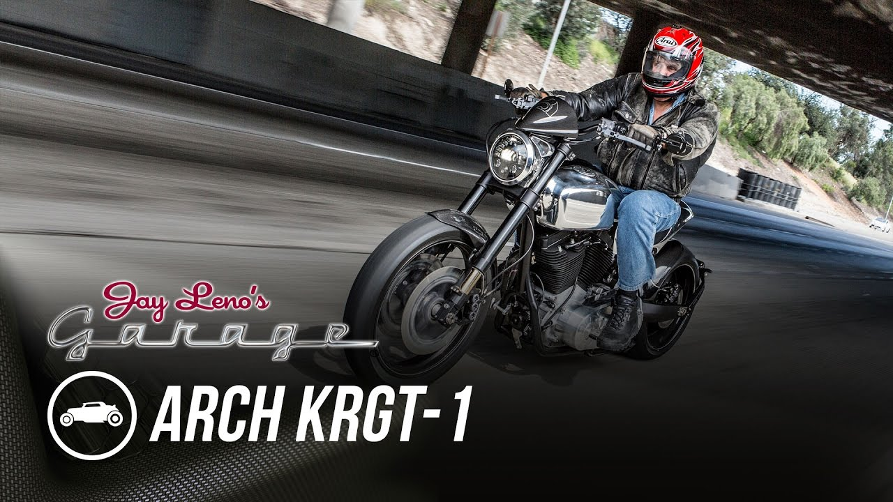 2017 ARCH KRGT-1- Jay Leno's Garage