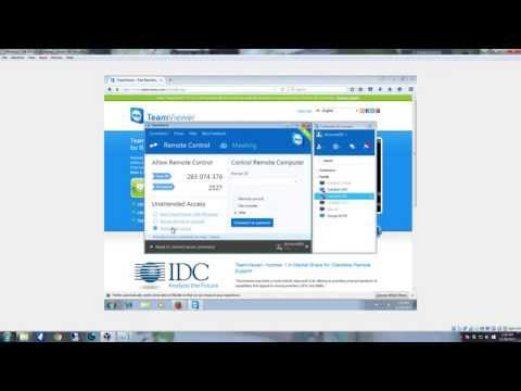 Updated Review and How to Use TeamViewer 11 for Remote Operations and VPN
