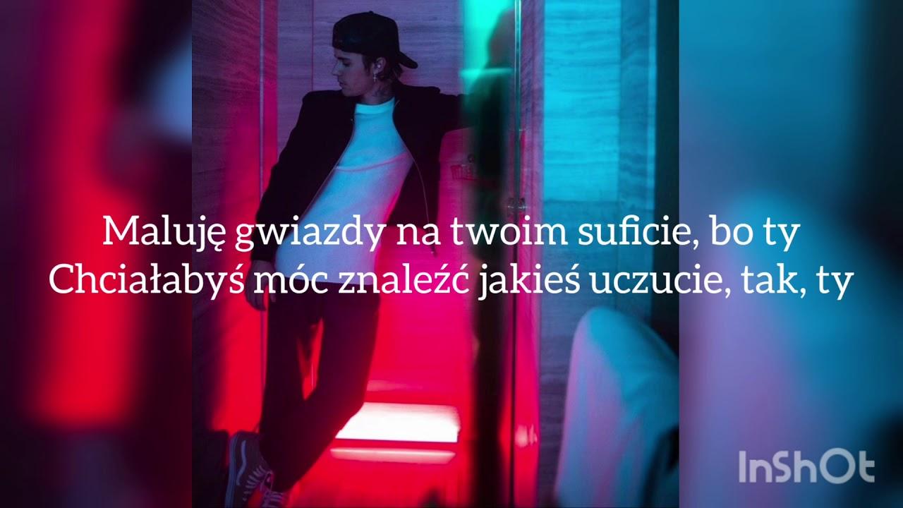 Justin Bieber - Hold On (TŁUMACZENIE PL)