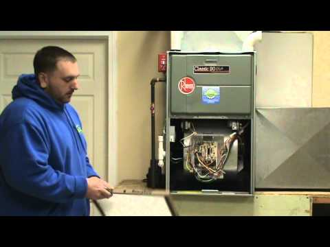 How To Change Filter Within Furnace