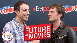 The Future of Movies (Josh Hutcherson and the cast of Hulu