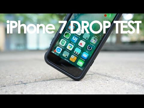 iPhone 7 DROP TEST - BEST Case/Bumper Protection!